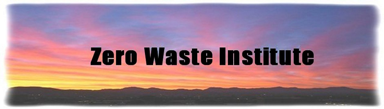 The Zero Waste Institute – Click to start